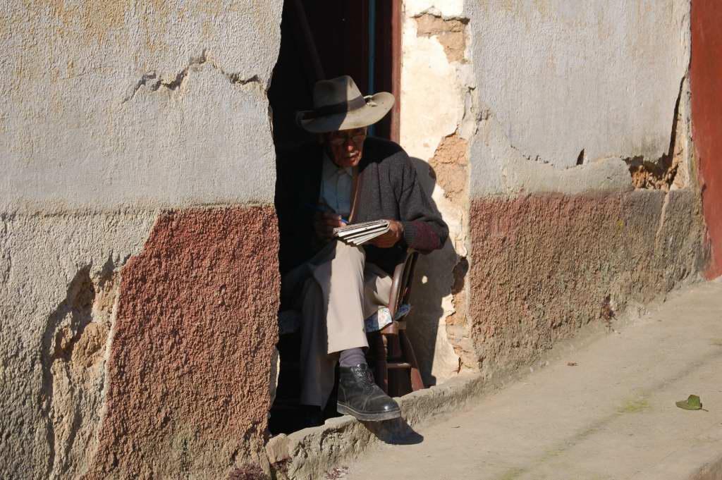 Bolivia Letter #1